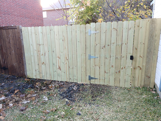 fence 18