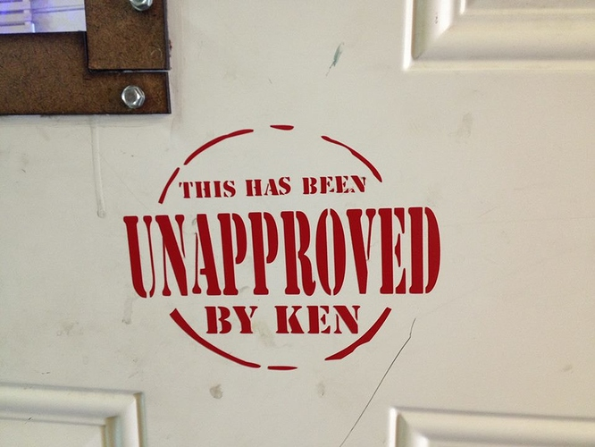 unapproved-by-ken