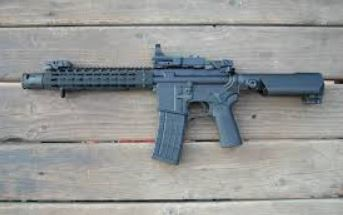 Mine I Found A Gun That I Need To Build Hatchers Armory Dallas